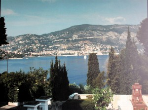 071) Cap Ferrat, Friedhof 71